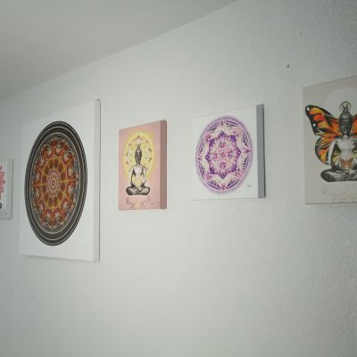 Giclee Prints on Stretched Canvas